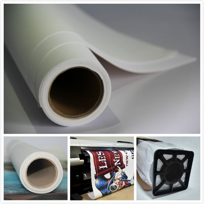 Dye Ink Inkjet Coated Cotton Canvas Printing Roll For Art Peproduction