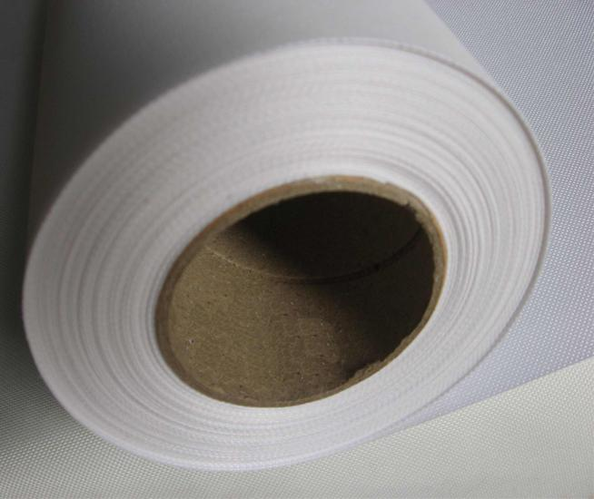 260Gsm Matte Inkjet Printable Canvas Latex Polyester Fabric Roll Moisture Resistant
