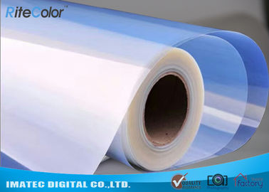 Trung Quốc 100 Micron Waterproof Transparent Inkjet Film Positives For Screen Printing nhà máy sản xuất