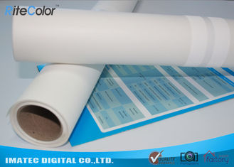 "380gsm 60 ""× 30m Pure Inkjet Cotton Canvas Rolls Cho In Hoàn thiện Matte"