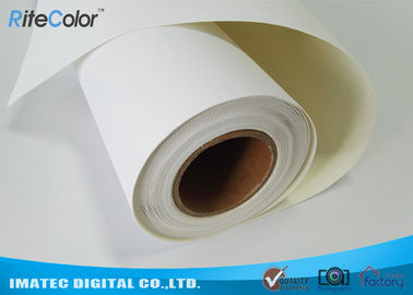 Waterproof Blank White Digital Print Inkjet Cotton Canvas For Inkjet Printers