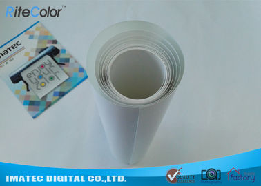 Trung Quốc Microporous Resin Coated Satin Inkjet Photo Paper Roll 2 Inch / 3 Inch Core nhà máy sản xuất
