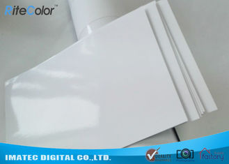 Trung Quốc Digital Printing Glossy Cast Coated Photo Paper Roll For Dye Ink nhà máy sản xuất