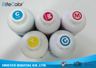 Durable Mimaki Eco Solvent Inks ,  One Liter Odorless Solvent Based Inkjet Ink