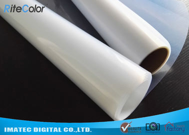 Trung Quốc Color Separation Inkjet Screen Printing Film With Single Side Printing Coating nhà máy sản xuất