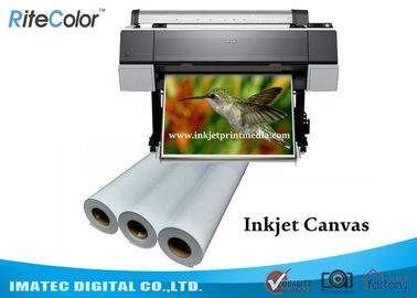 360gsm Eco Solvent Matte Printable Cotton Inkjet Printing Plotter Photo Canvas