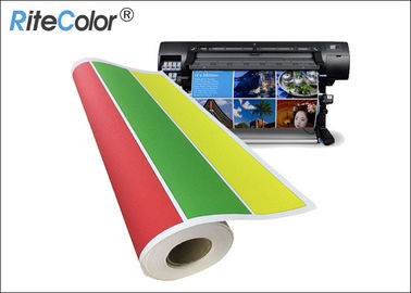 A1 A0 Matte Polyester Canvas Rolls 260gsm cho máy in phun