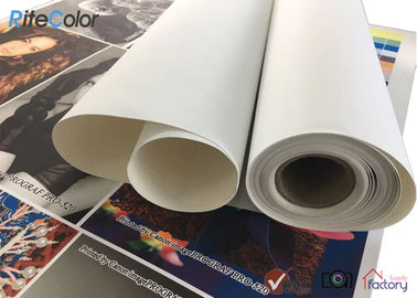 "Ultra Premium 100% Cotton Inkjet Canvas Satin & Glossy cho HP CANON trong 24 ""36"" 44 ""50"" 60"