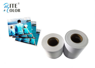Digital Minilab Resin Coated Photo Paper Bright Snow White Single One Side