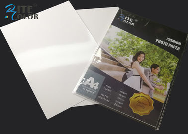 Inkjet In Gast Coated Glossy Photo Paper A4 A4 4R 5R 6R 180gsm Ink Ink