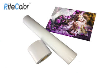 Inkjet Cast Coated Photo Paper , Double Sided Glossy Photo Paper 240Gsm