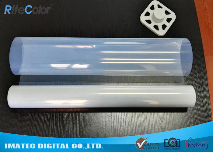 Rigid Aluminium Clear Inkjet Film Positives For Screen Printing Water Resistant nhà cung cấp