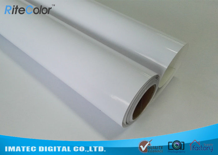 Pigment Coating Paper With Resin  Large Format 240 Gram Anti Wipping nhà cung cấp