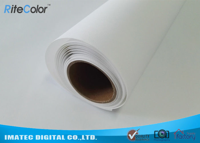 Large Format Matte Polyester Canvas Rolls For Art Inkjet Digital Printing nhà cung cấp