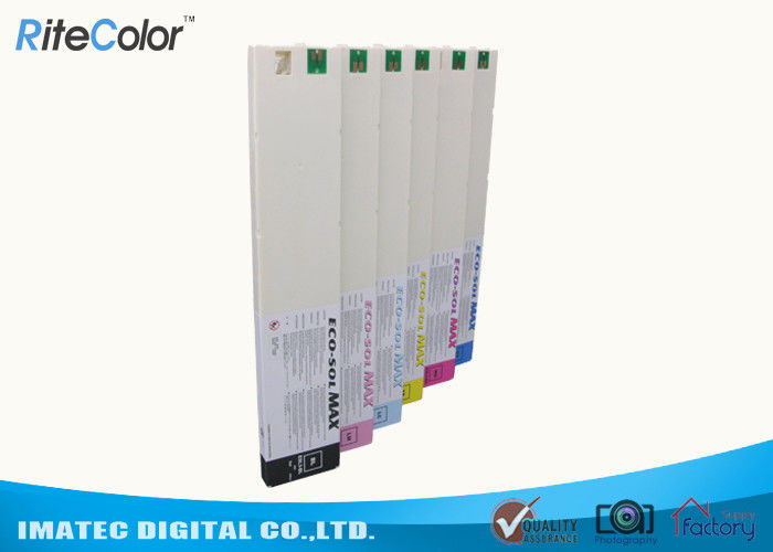 440ml Eco Sol Max 2 Ink Cartridge For Roland DX-7 Wide Format Printers