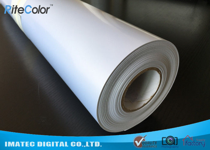 Waterproof RC Silver Metallic Glossy Resin Coating Paper 260gsm ISO / FSC