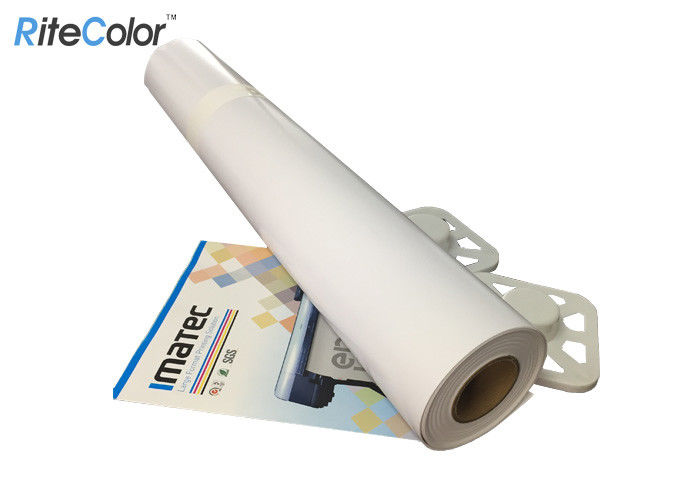 Bright White Waterproof Resin Coated Photo Paper Micro Porous RC Luster