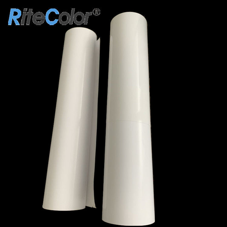 Large Format RC Glossy Waterproof Photo Paper Roll For Canon / Epson / HP
