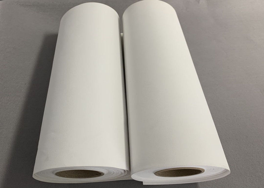 "Eco Solvent Polyester Canvas Rolls Waterproof 600d 24"" 36"" For Digital Printing"