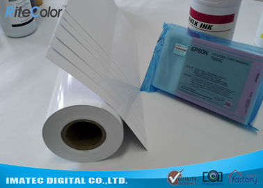 Trung Quốc Inkjet Cast Coated Photo Paper , Double Sided Glossy Photo Paper 240Gsm nhà phân phối